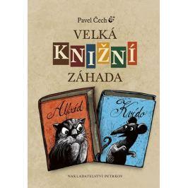 Čech Pavel: Velká knižní záhada