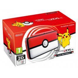 Nintendo New 2DS XL Pokéball Edition