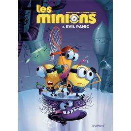 Collin Renaud, Ah-Koon Didier: Mimoni - 2. Příšerná panika