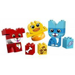 LEGO DUPLO® 10858 Moji první skládací mazlíčci