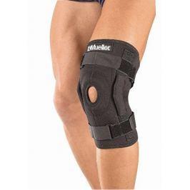 Mueller Mueller Hinged Wraparound Knee Brace - kolenní ortéza s kloubem - ovinovací (Odstín vel. XL)