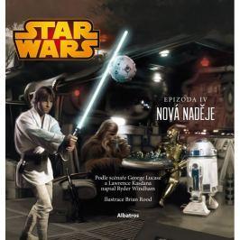 Windham Ryder: Star Wars - Nová naděje (ilustrované vydání)