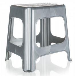 keeeper Stolička vysoká 41 x 33,5 x 42,5 cm šedá