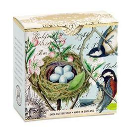 Michel Design Works Luxusní mýdlo v elegantní krabičce Posel jara (Shea Butter Soap) 100 g