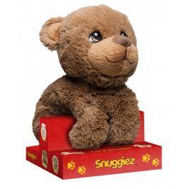 TM Toys Snuggiez Medvídek Brownie plyšáček přichytáček