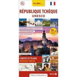 Eliášek Jan: Česká republika UNESCO - kapesní průvodce/francouzsky