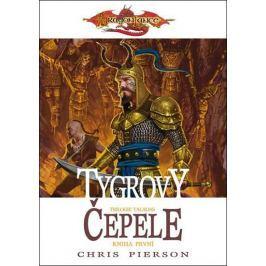 Pierson Chris: Taladas 1 - Tygrovy čepele