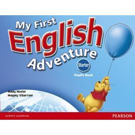 Musiol Mady: My First English Adventure Starter Pupils Book
