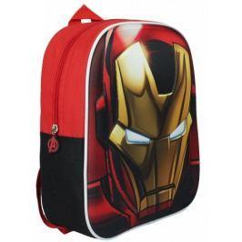 Disney Dětský batůžek Avengers, červený