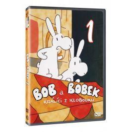 Bob a Bobek na cestách 1   -  DVD