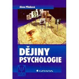 Plháková Alena: Dějiny psychologie