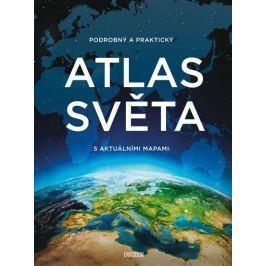 Podrobný a praktický atlas světa s aktuálními mapami