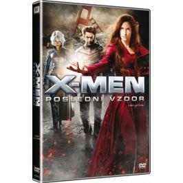 X-Men: Poslední vzdor   - DVD