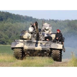 Poukaz Allegria - projížďka v bojovém tanku