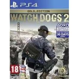 Watch Dogs 2 - GOLD Edition (PS4)