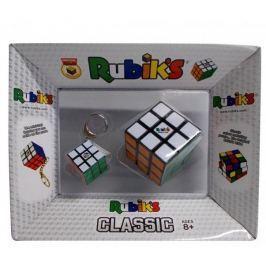 TM Toys Rubikova kostka přívěšek +  kostka