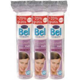 Bel Cosmetic Extrasoft Odličovací tampóny 3x84 ks
