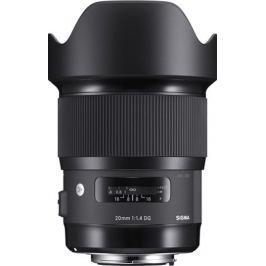 Sigma 20/1.4 DG HSM ART pro Sony E mount (4 roky záruka)