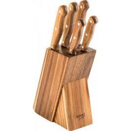 Lamart Set 5 nožů v bloku LT2080