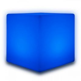Epic Design Colour Changing LED Cube Stool 40 cm