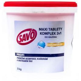 Savo Do Bazénu-Maxi tablety komplex 3v1 5 kg