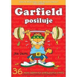 Davis Jim: Garfield posiluje (č. 36)