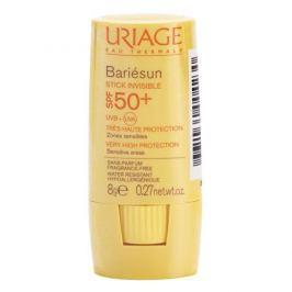 Ochranná tyčinka na citlivá místa SPF 50+ Bariésun (Stick Invisible) 8 g