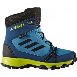 Adidas Terrex Snow Cp Cw K Mystery Petrol/Core Black/Blue Night 33