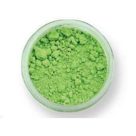 PME Prachová barva matná – jarní zelená 2g