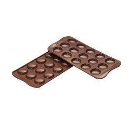 Silikomart Silikonová forma na čokoládu – makronky