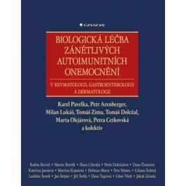 Pavelka Karel a kolektiv: Biologická léčba zánětlivých onemocnění v revmatologii, gastroenterologii