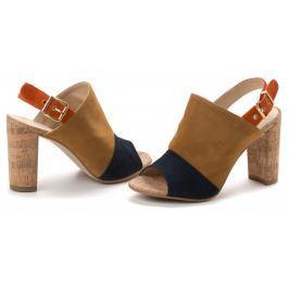 Gant dámské sandály Harper 38 tmavě modrá