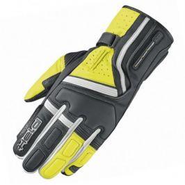 Held rukavice TRAVEL 5 vel.11 černá/fluo žlutá, kozí kůže