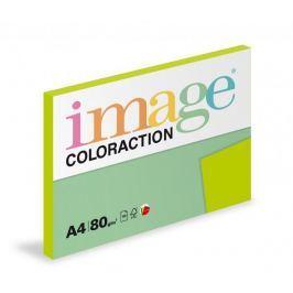 Papír kopírovací Coloraction A4 80 g zelená střední 100 listů