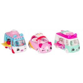 ADC Blackfire Shopkins S8 Cutie cars 3 pack - Freezy riders
