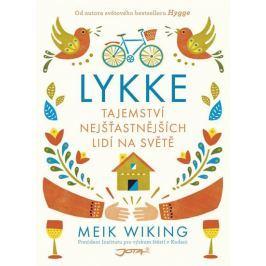 Wiking Meik: Lykke - Tajemství nejšťastnějších lidí na světě