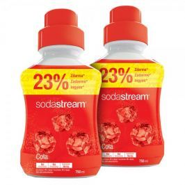 Sodastream Příchuť Cola velký 2x 750 ml