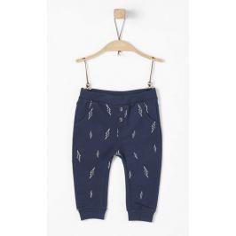s.Oliver chlapecké kalhoty 62 modrá