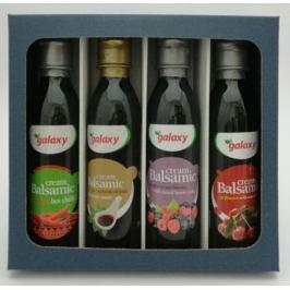 Gourmet balsamikové krémy v dárkové kazetě