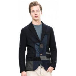Desigual pánské sako 52 černá