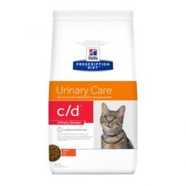 Hill's PD Feline C/D Urinary Stress 4 kg