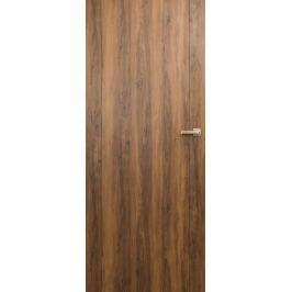 VASCO DOORS Interiérové dveře LEON plné, deskové, Bílá, D