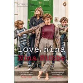 Stibbe Nina: Love Nina (Movie Tie In)
