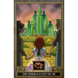 Baum Lyman Frank: The Emerald City of Oz