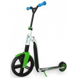 Scoot & Ride Koloběžka Highwaygangster zelená