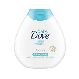 Dove Hydratační tělové mléko pro děti Baby (Rich Moisture Lotion) 200 ml (Objem 200 ml)