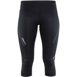 Craft Kalhoty Essential Capri Černá XS