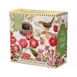 Michel Design Works Luxusní mýdlo v elegantní krabičce Střízlik (Shea Butter Soap) 100 g