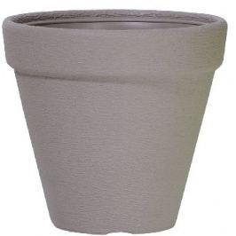 Prosperplast Květináč Classic 40 cm, šedá