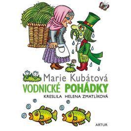 Kubátová Marie: Vodnické pohádky - 2. vydání